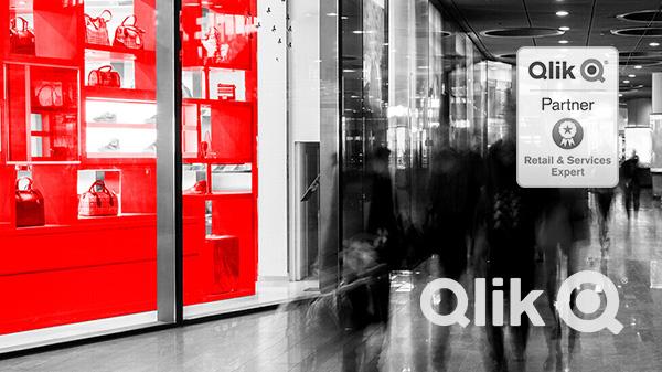 rond Retail expert op gebied van Business Intelligence